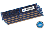 64GB KIT (4x16GB) PC3-14900 DDR3 ECC Reg 1866MHz 240 Pin