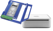 Data Doubler Optical Bay HD/SSD Mounting Kit Mac Mini 2009